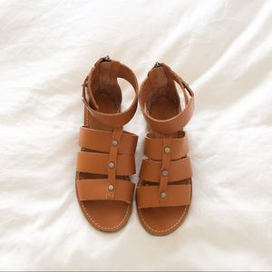 Madewell // Rowan Gladiator Sandals